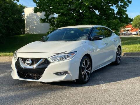 2017 Nissan Maxima for sale at Hadi Auto Sales in Lexington KY