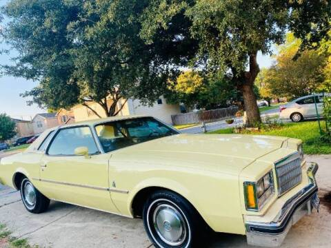 1977 Buick Regal for sale at Classic Car Deals in Cadillac MI