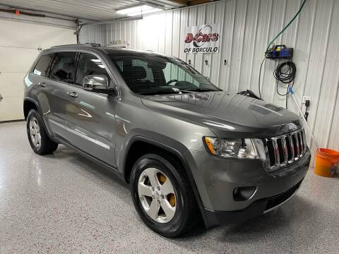 2012 Jeep Grand Cherokee for sale at D-Cars LLC in Zeeland MI
