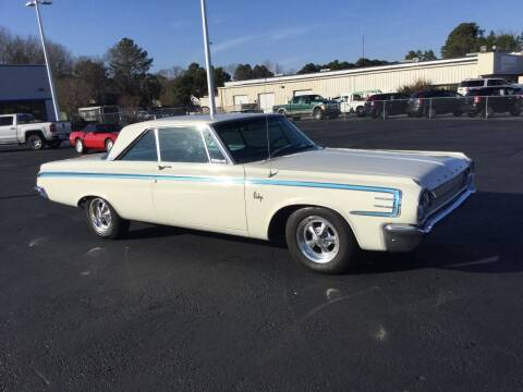 1964 Dodge Polara for sale at Classic Connections in Greenville NC