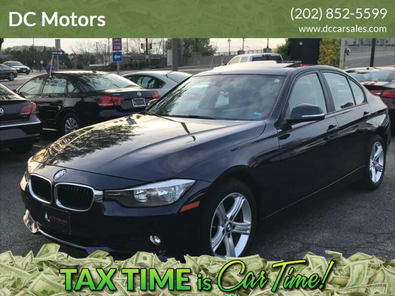 2013 BMW 3 Series for sale at DC Motors in Springfield VA