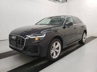 2019 Audi Q8 for sale at Paradise Motor Sports LLC in Lexington KY