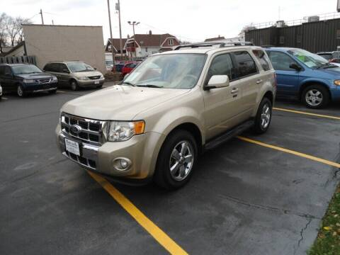 2011 Ford Escape for sale at FLEET AUTO SALES & SVC in West Allis WI