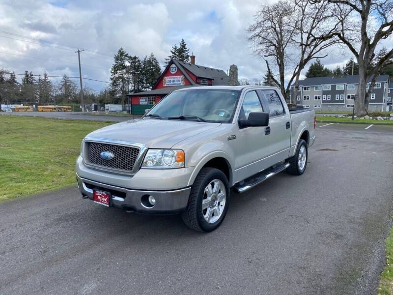 2006 Ford F-150 for sale at Apex Motors Parkland in Tacoma WA