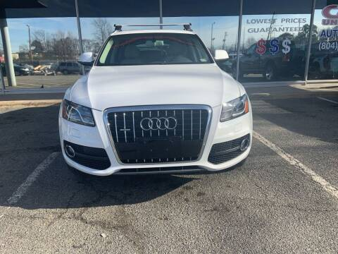 2011 Audi Q5 for sale at Carz Unlimited in Richmond VA