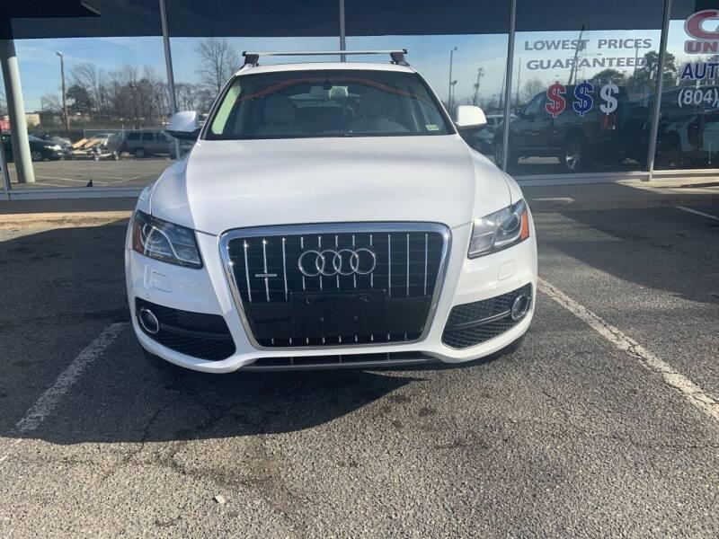 2011 Audi Q5 for sale at Carz Unlimited in Richmond VA