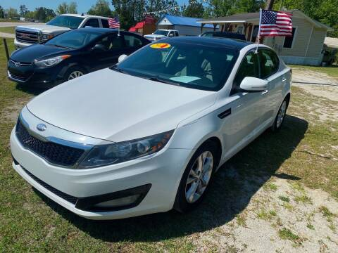 2013 Kia Optima for sale at Southtown Auto Sales in Whiteville NC