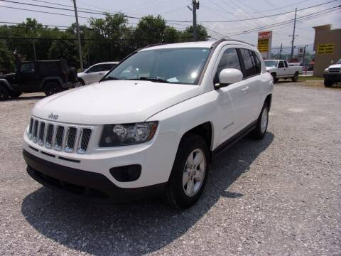 2016 Jeep Compass for sale at RAY'S AUTO SALES INC in Jacksboro TN
