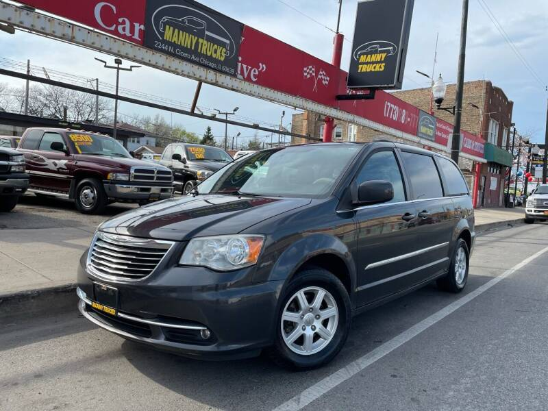 2012 Chrysler Town and Country for sale at Manny Trucks in Chicago IL