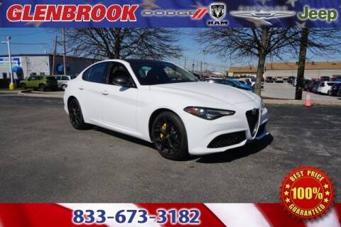 2020 Alfa Romeo Giulia for sale at Glenbrook Dodge Chrysler Jeep Ram and Fiat in Fort Wayne IN