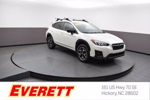2019 Subaru Crosstrek for sale at Everett Chevrolet Buick GMC in Hickory NC