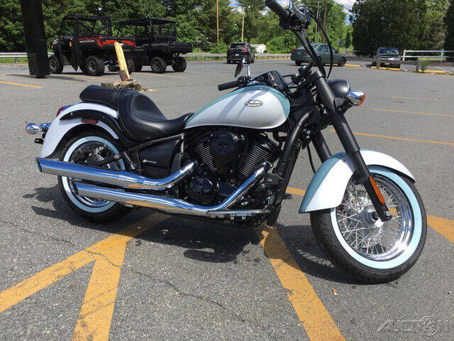 2020 Kawasaki Vulcan 900 Classic LT for sale at ROUTE 3A MOTORS INC in North Chelmsford MA