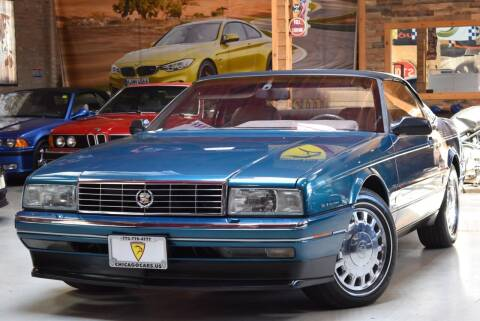 1993 Cadillac Allante for sale at Chicago Cars US in Summit IL