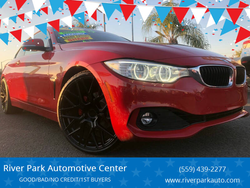 2014 BMW 4 Series for sale at River Park Automotive Center in Fresno CA