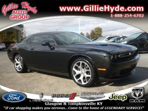 2016 Dodge Challenger for sale at Gillie Hyde Auto Group in Glasgow KY