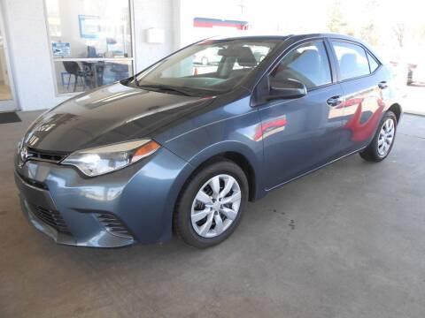 2016 Toyota Corolla for sale at Auto America in Charlotte NC