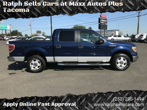 2009 Ford F-150 for sale at Ralph Sells Cars at Maxx Autos Plus Tacoma in Tacoma WA