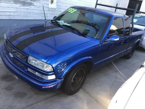 2001 Chevrolet S-10 for sale at Excelsior Motors , Inc in San Francisco CA