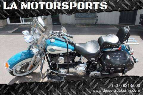 2001 Harley-Davidson Softtail for sale at LA MOTORSPORTS in Windom MN