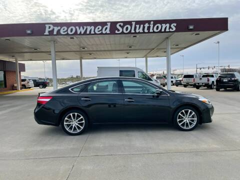 2014 Toyota Avalon for sale at Preowned Solutions in Urbandale IA
