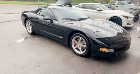 2000 Chevrolet Corvette for sale at North Knox Auto LLC in Knoxville TN