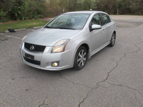 2012 Nissan Sentra for sale at Best Import Auto Sales Inc. in Raleigh NC