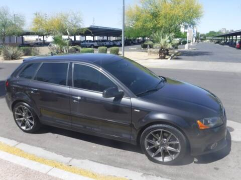 2011 Audi A3 for sale at J & E Auto Sales in Phoenix AZ