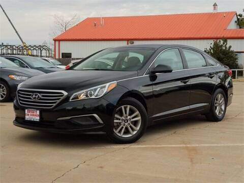 2016 Hyundai Sonata for sale at Bryans Car Corner in Chickasha OK