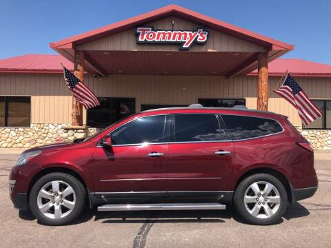 2017 Chevrolet Traverse for sale at Tommy's Car Lot in Chadron NE