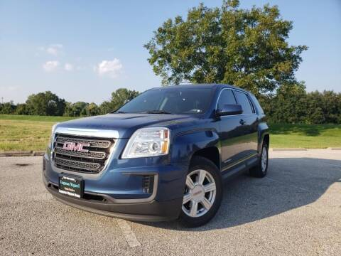 2016 GMC Terrain for sale at Laguna Niguel in Rosenberg TX