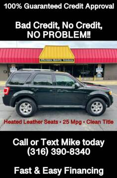2011 Ford Escape for sale at Affordable Mobility Solutions, LLC - Standard Vehicles in Wichita KS