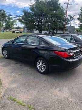2013 Hyundai Sonata for sale at QUALITY USED CARS LLC in Wallingford CT