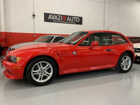 1999 BMW Z3 for sale at AVAZI AUTO GROUP LLC in Gaithersburg MD