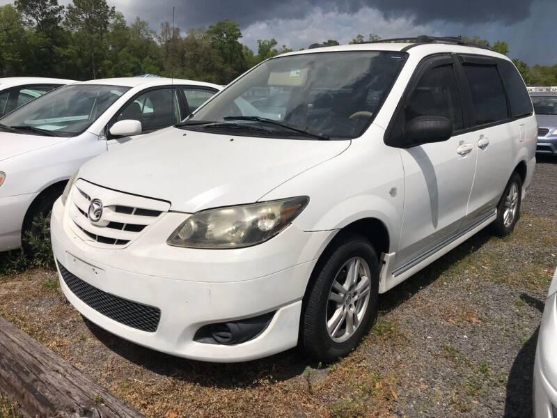 2005 Mazda MPV for sale at Popular Imports Auto Sales in Gainesville FL