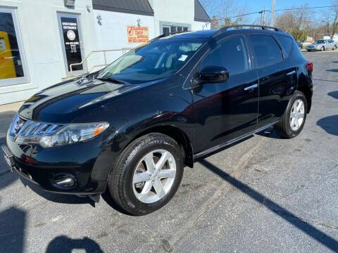2009 Nissan Murano for sale at Huggins Auto Sales in Ottawa OH