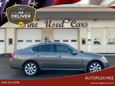 2007 Infiniti M35 for sale at Autoplex MKE in Milwaukee WI