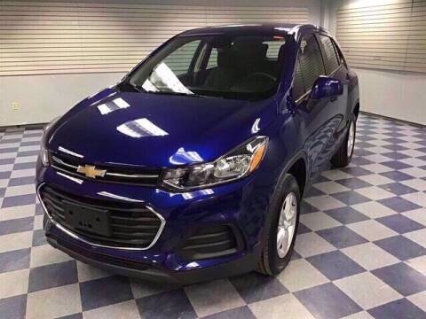 2017 Chevrolet Trax for sale at Mirak Hyundai in Arlington MA