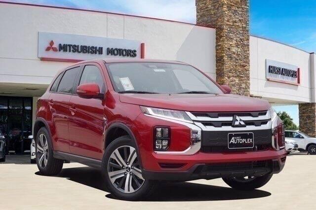 2021 Mitsubishi Outlander Sport for sale in Hurst, TX