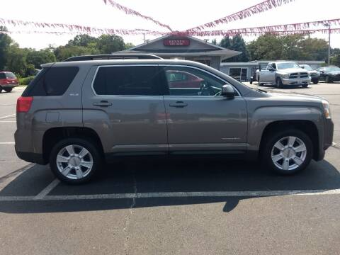 2010 GMC Terrain for sale at Kenny's Auto Sales Inc. in Lowell NC