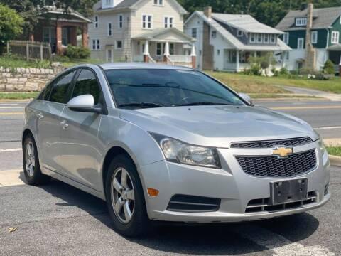 2013 Chevrolet Cruze for sale at MZ Auto in Winchester VA