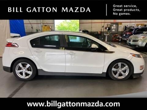 2012 Chevrolet Volt for sale at Bill Gatton Used Cars - BILL GATTON ACURA MAZDA in Johnson City TN