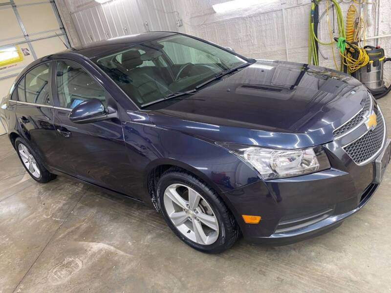 2014 Chevrolet Cruze for sale in Tower Hill, IL
