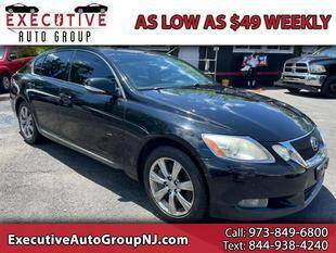 2009 Lexus GS 350 for sale at Executive Auto Group in Irvington NJ