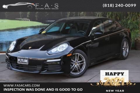 2016 Porsche Panamera for sale at Best Car Buy in Glendale CA