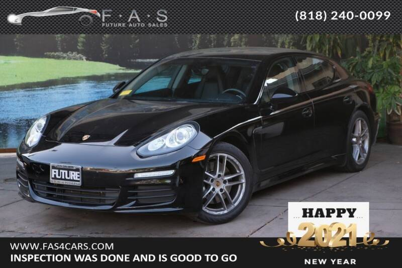 2016 Porsche Panamera for sale at Best Car Buy in Glendale CA