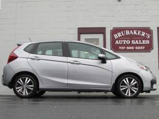 2017 Honda Fit for sale at Brubakers Auto Sales in Myerstown PA