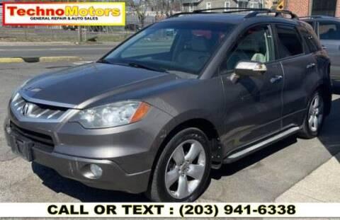 2008 Acura RDX for sale at Techno Motors in Danbury CT
