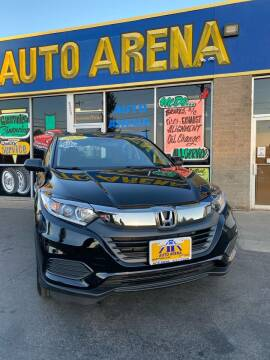 2020 Honda HR-V for sale at Auto Arena in Fairfield OH