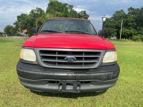 2002 Ford F-150 for sale at AM Auto Sales in Orlando FL