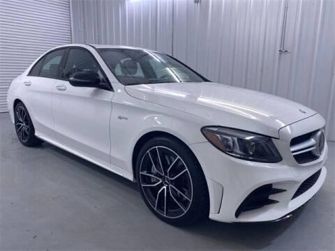 2019 Mercedes-Benz C-Class for sale at JOE BULLARD USED CARS in Mobile AL